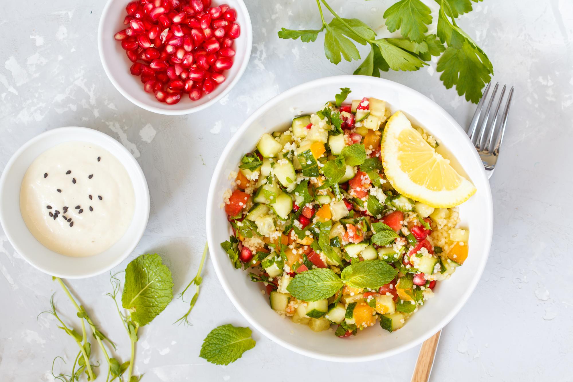 トルコ風サラダ
