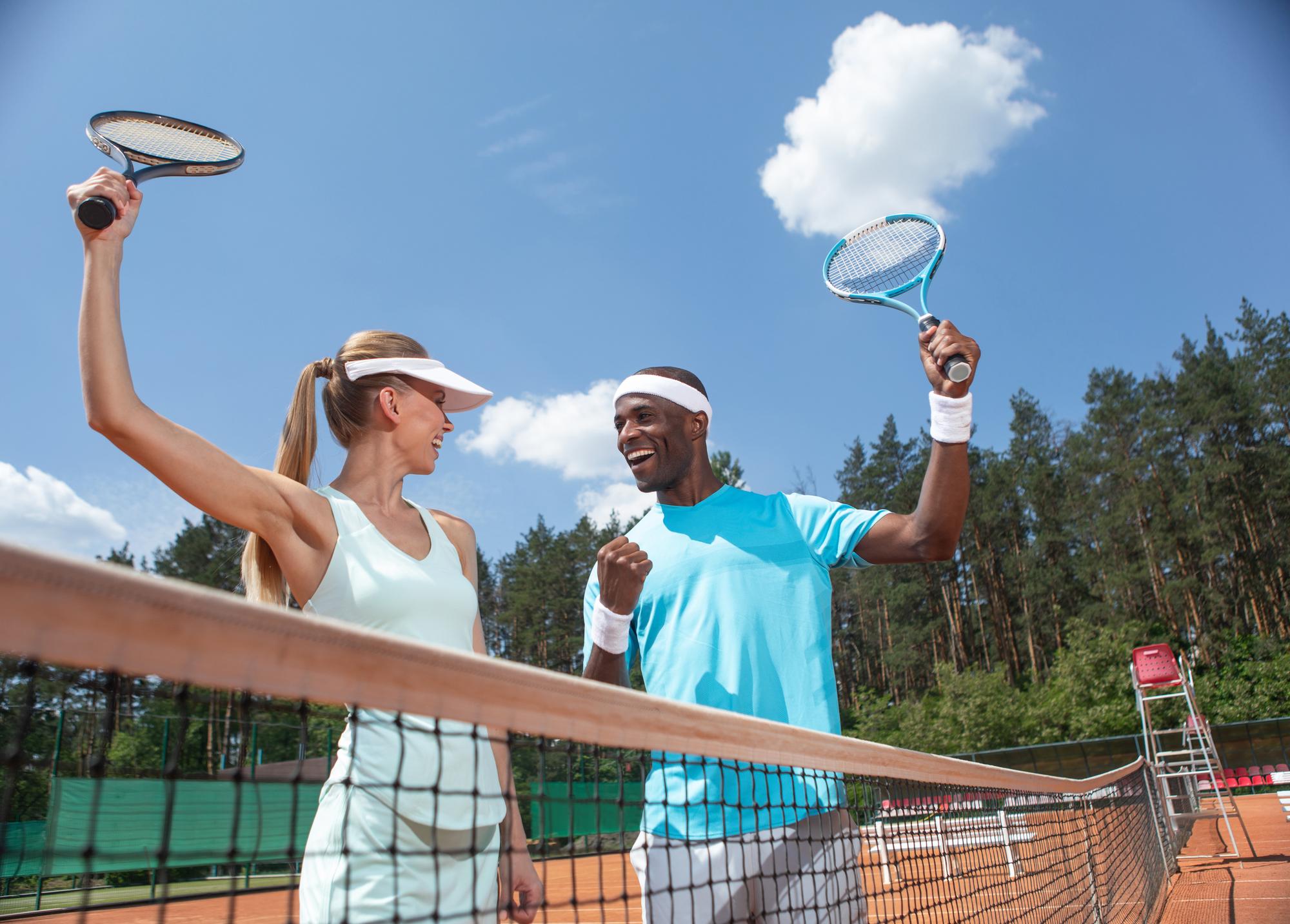 国際的スポーツ!テニスを海外で楽しむための英会話フレーズ|英語 ...